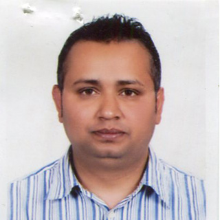 Mr. Saroj Krishna Ghimire